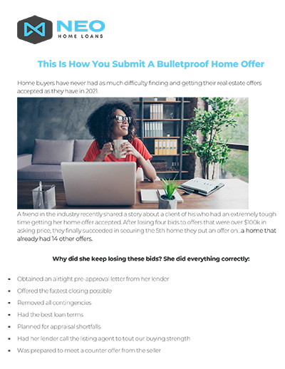 How to Submit a Bulletproof Offer