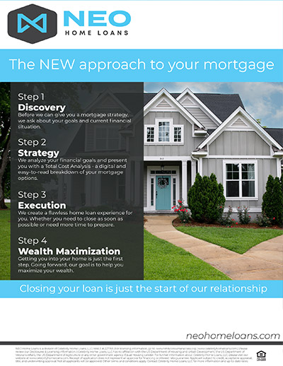 The New Approach to Your Mortgage
